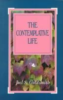 Cover of: The contemplative life
