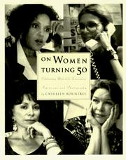 Cover of: On Women Turning Fifty