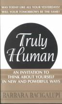 Cover of: Truly human