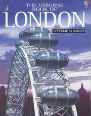 Cover of: Internet-linked Book of London (Usborne City Guides)