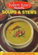 Cover of: Soups and Stews (Robert Rose