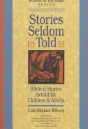 Cover of: Stories Seldom Told