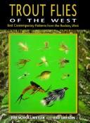 Cover of: Trout flies of the West