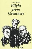 Cover of: Flight from greatness