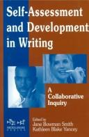 Cover of: Self-Assessment & Development in Writing |