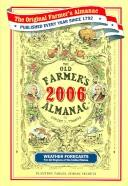 Cover of: The Old Farmer's Almanac 2006 Club Store Edition (Older Americans Information Directory) | Old Farmer's Almanac