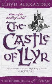Cover of: The Castle of Llyr (Chronicles of Prydain)