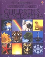 Cover of: The Usborne Internet-Linked Children