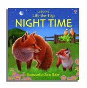 Cover of: Night Time (Lift-the-flap)