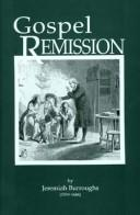 Cover of: Gospel Remission (Puritan Writings)