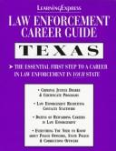 Cover of: Law enforcement career guide. |