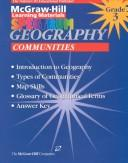 Cover of: Spectrum Geography Communities |