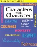 Cover of: Characters With Character | Diane Findlay