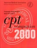 Cover of: Cpt Companion 2000 | American Medical Association.