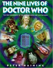 Cover of: The Nine Lives of Doctor Who