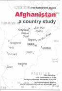 Cover of: Afghanistan |
