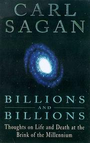 Cover of: Billions and Billions Book Club Edition