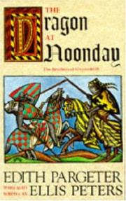 Cover of: The Dragon at Noonday (Brothers of Gwynedd, Vol 2)