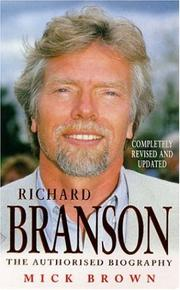 Cover of: Richard Branson