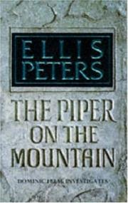 Cover of: The piper on the mountain
