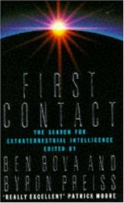 Cover of: First Contact