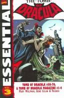 Cover of: Essential Tomb of Dracula
