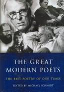 Cover of: Great Modern Poets
