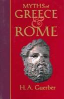 Cover of: Myths of Greece And Rome