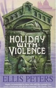 Cover of: Holiday with Violence