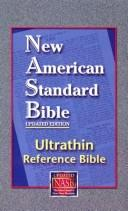 Cover of: Ultrathin Reference Bible |