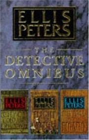 Cover of: The Detective Omnibus: City of gold and shadows ; Flight of a witch ; Funeral of Figaro.