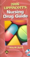 2006 Lippincotts Nursing Drug Guide And Stedmans Medical Dictionary for Health Professions And Nursing