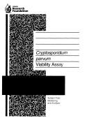 Cryptosporidium Parvum Viability Assay by