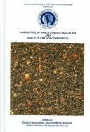Cover of: NASA Office of Space Science Education and Public Outreach Conference | NASA Office of Space Science Education and Public Outreach Conference (2002 Union League Club of Chicago)
