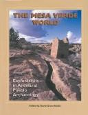 Cover of: The Mesa Verde World