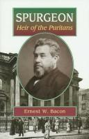 Cover of: Spurgeon | Ernest Bacon