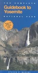 Cover of: The Complete Guidebook to Yosemite