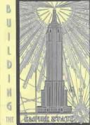 Cover of: Building the Empire State |