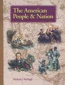 Cover of: The American People and Nation