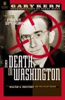 Cover of: A Death in Washington