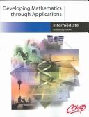 Cover of: Developing mathematics through applications