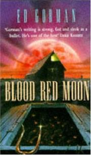 Cover of: Blood Red Moon