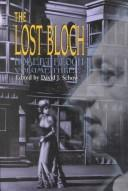 Cover of: The Lost Bloch (Crimes and Punishments) | Robert Bloch