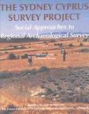 Cover of: Sydney Cyprus survey project | Michael Given