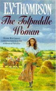 Cover of: Tolpuddle Woman | E. V. Thompson