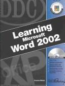 Cover of: Learning MS Word 2002