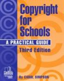 Cover of: Copyright for schools