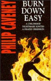 Cover of: Burn Down Easy