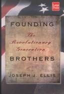 Cover of: Founding Brothers