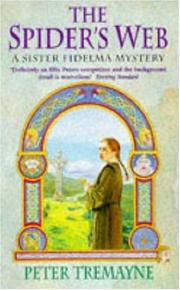 Cover of: The Spider's Web (A Sister Fidelma Mystery: A Celtic Mystery)